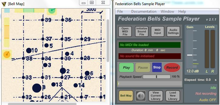 Composing for the Bells | Federation Bells
